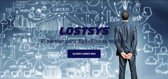 Lostsys.com Screenshot