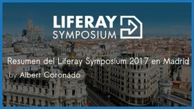 Vídeo Liferay Symposium 2017