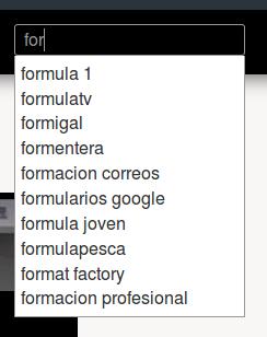 Integración buscador Google 1