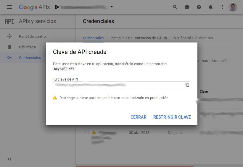 Integración buscador Google 3