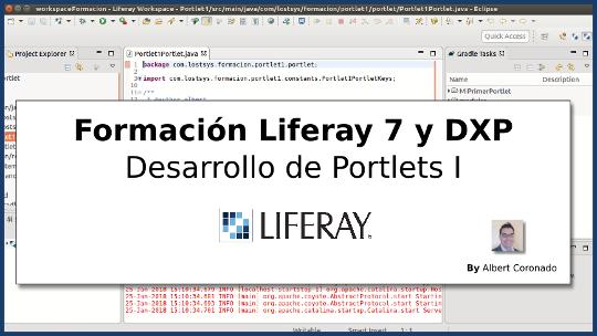 Formación Liferay online