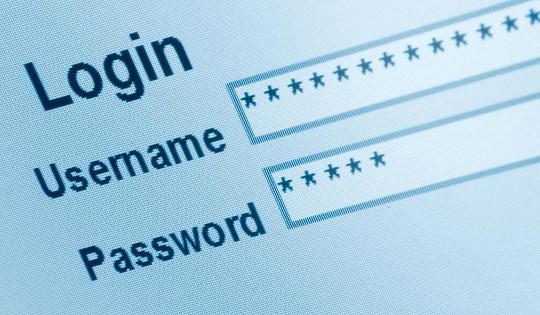 Symfony password