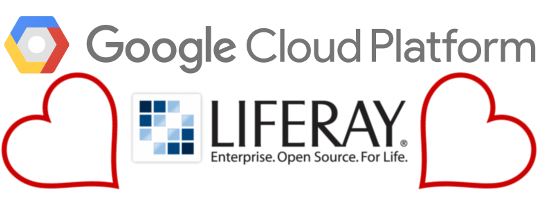 Google Cloud Platform loves Liferay