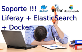 Soporte: Docker Easticsearch Liferay