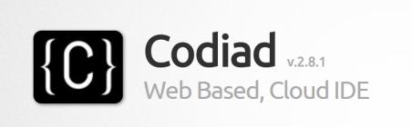 Codiad Web IDE(logo)