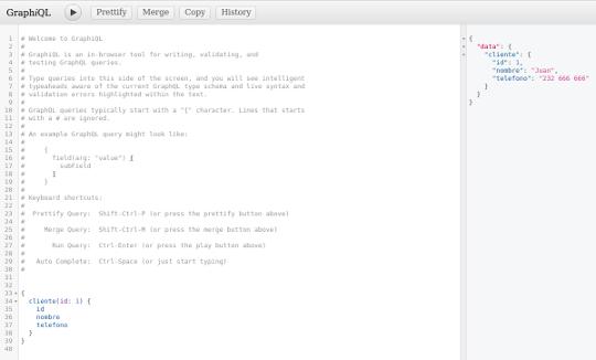 Javascript GraphQL 2