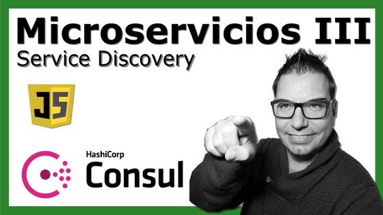 Microservicios con Hashicorp Consul y Javascript