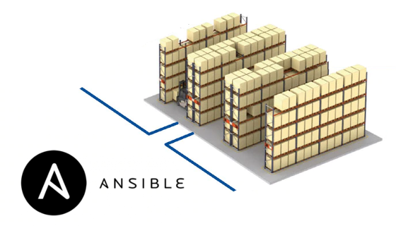 Ansible dynamic inventory