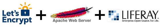 Let's encrypt + Apache + Liferay